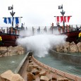 LEGOLAND California has opened a brand-new attraction to its water park called Pirate Reef that includes a boat ride with 25 foot drop and a splash cannon battle area between […]