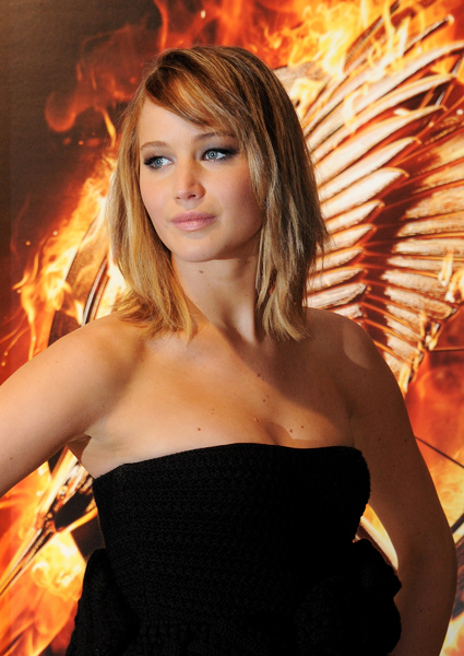 "Jennifer Lawrence from ""The Hunger Games: Catching Fire"" At The 2013 Cannes Film Festival"