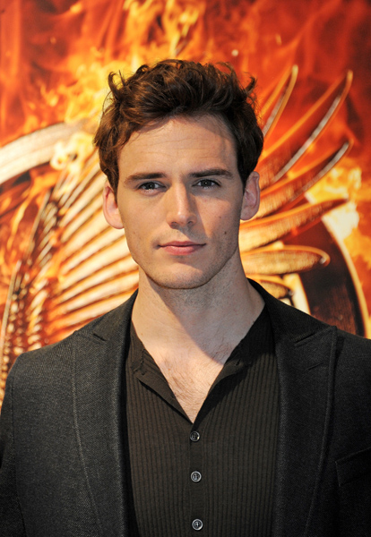 "Sam Claflin from ""The Hunger Games: Catching Fire"" At The 2013 Cannes Film Festival"
