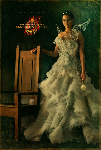 Katniss Everdeen - THE HUNGER GAMES: CATCHING FIRE