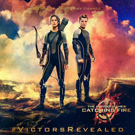 """The Hunger Games: Catching Fire """"Victors Revealed"""""""