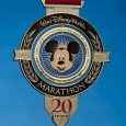 Update August 24, 2012 Video with Art Director David Brotherton, medal designer for runDisney.  He discusses design details for the 20th Anniversary Walt Disney World Marathon finishers medal. Original Post […]