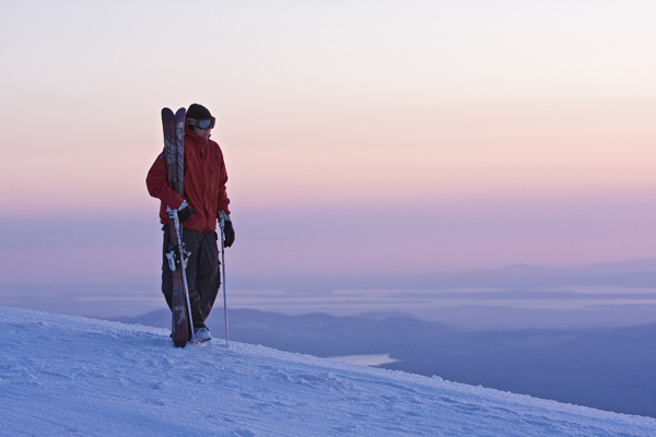 Whiteface Summit at Dawn