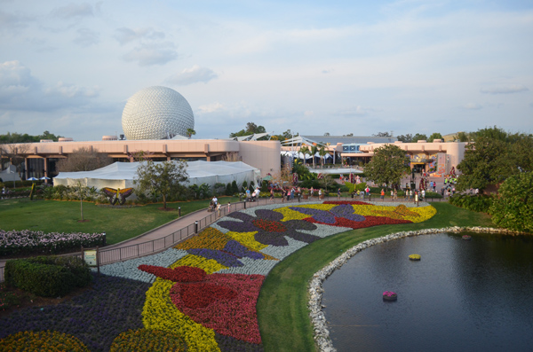 20th Epcot Flower and Garden Festival