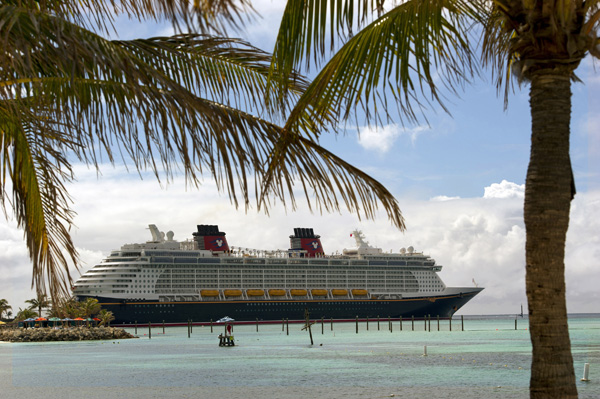 Disney Cruise Line at Castaway Cay