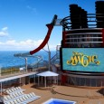 "As part of Disney's ""Monstrous Summer"" press event, Disney Cruise Line unveiled a massive remodeling to the Disney Magic.  When the ship comes out of dry dock in October 2013, […]"
