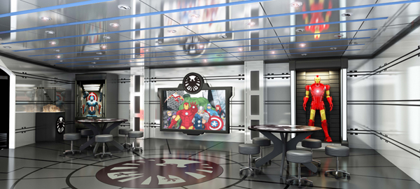 Disney Magic - Marvel's Avengers Academy