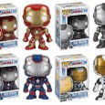 "In Iron Man 3, Tony Stark may have the armor, but we've got the vinyl!  To celebrate the release of Marvel's Iron Man 3, ""Adventures by Daddy"" has teamed up […]"