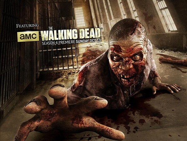 "AMC's ""The Walking Dead"" at Universal Studios Halloween Horror Nights"