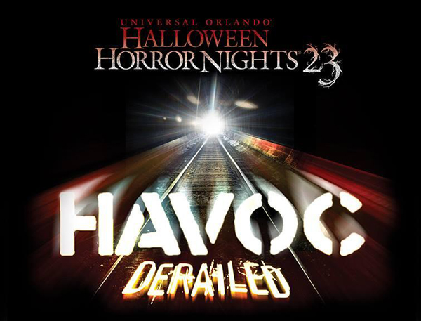 HAVOC: Derailed at HHN23