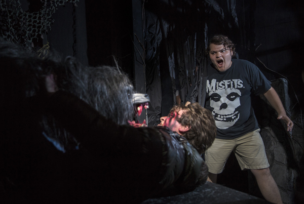 An American Werewolf in London at Halloween Horror Nights 23