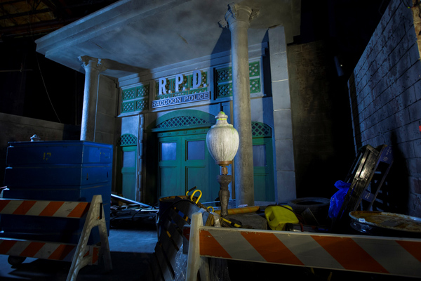 Resident Evil - Escape from Raccoon City at Halloween Horror Nights 23