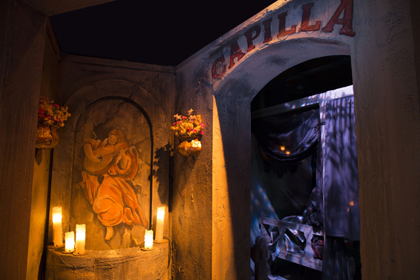 Urban Legends - La Llorona at Halloween Horror Nights
