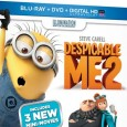 On December 10th, Universal Studios Home Entertainment will release DESPICABLE ME 2, the year's #1 comedy (with over $850 million in box office receipts), on Blu-ray and Blu-ray 3D Combo […]