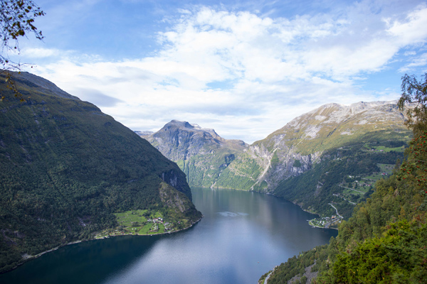 Adventures By Disney Norway Fjord