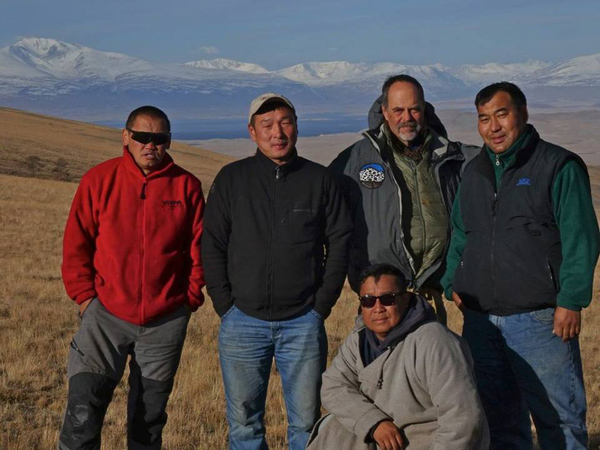"Joe Rohde - ""Leopard in the Land"" Mongolia"