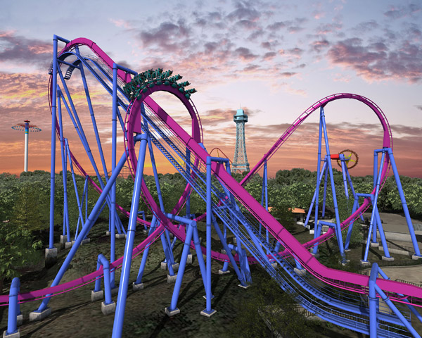 Banshee, Kings Island