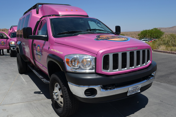 Pink Jeep Tour Las Vegas, NV