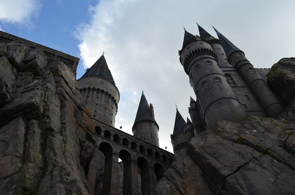 Hogwarts Castle - Wizarding World of Harry Potter