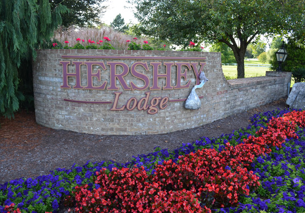 Hotel Review: The Hershey Lodge Enrobes Families with ...  Hershey