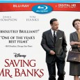 SAVING MR. BANKS, Disney's fictionalized account of the making of Disney's award-winning MARY POPPINS, will be released on Blu-ray on Tuesday, March 18th.  Click here for my review of the […]