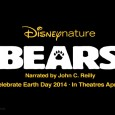 DISNEY BEARS Full disclosure:  I hate spoilers in reviews, so there won't be any in this one.  BEARS is Disneynature's seventh nature documentary.  Despite the brutal nature of the animals, […]