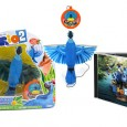 Those Blue Macaws from South America are back in RIO 2, and we have a RIO 2 soundtrack giveaway (and flying toy) to celebrate the release of the new film. […]