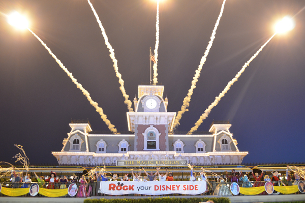 Rock Your Disney Side Magic Kingdom 24 Hour Party