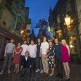 Stars from the series of Harry Potter films gathered at Universal Orlando for a red carpet preview of the new Wizarding World of Harry Potter – Diagon Alley, and announced […]