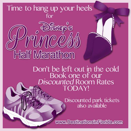 Discounted Room Rates runDisney