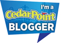 Cedar Point Blogger logo