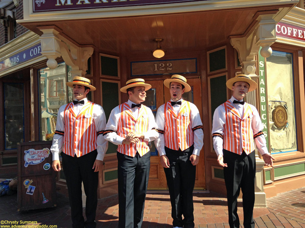 Dapper Dans by day...