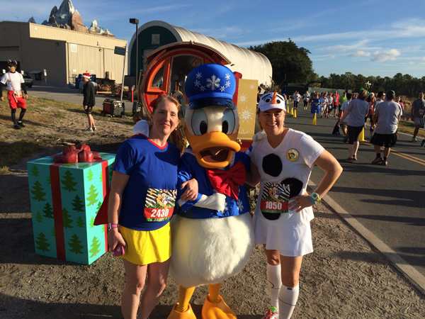 runDisney Wine & Dine Half Marathon Weekend