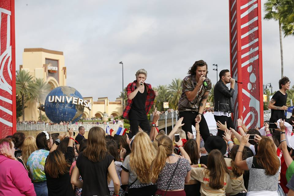 One direction orlando universal