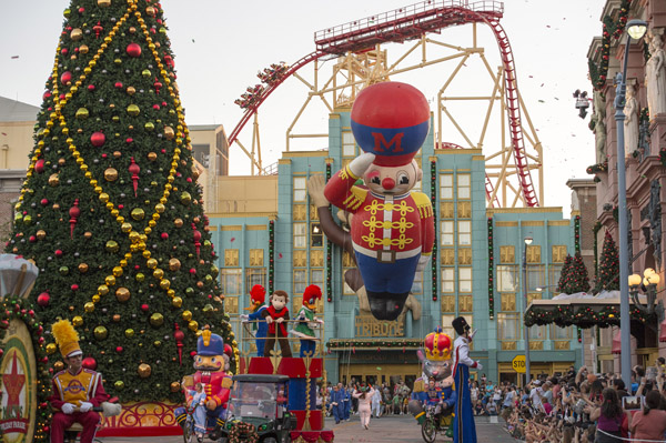 Image result for Macy's Holiday Parade orlando
