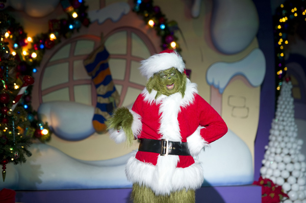 Grinchmas Wholiday Spectacular
