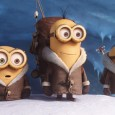 The breakout stars of Universal Pictures' DESPICABLE ME and DESPICABLE ME 2 were always those banana-loving, tater tot shaped MINIONS.  In summer 2015, they finally get their own feature as […]