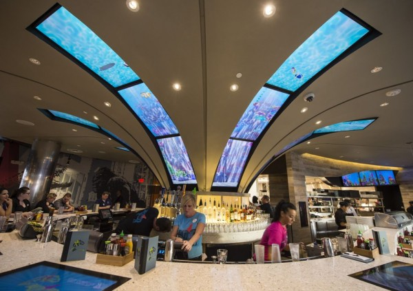 The Cowfish at Universal Orlando Resort's CityWalk.