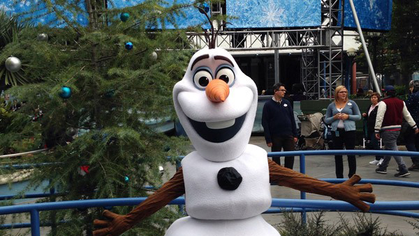 Frozen Fun Olaf