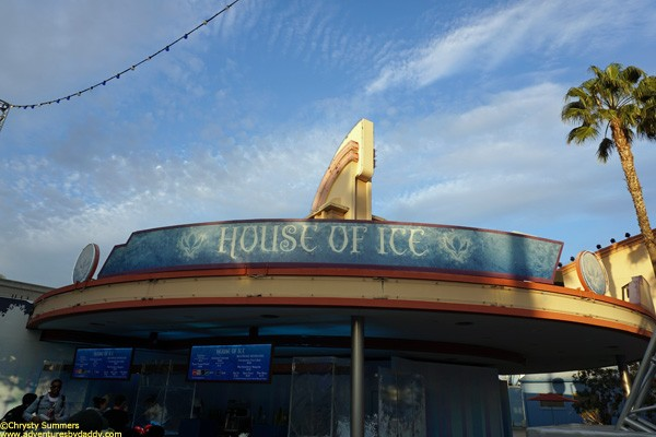 House of Ice offers specialty Frozen Fun themed libations.