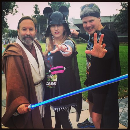 Star Wars Half Marathon Weekend