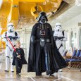 Darth Vader's getting more desperate in his search for the Rebel Base, and recent reports have spotted him aboard a Disney Cruise ship. Both Padawan learners and Jedi Masters will […]