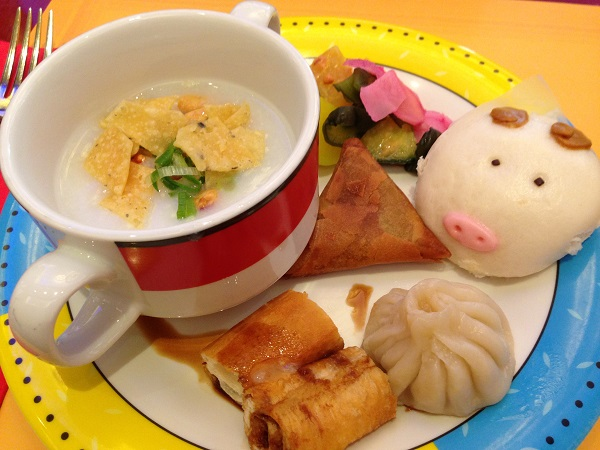HKDL Hollywood Hotel Chef Mickey Breakfast Buffet