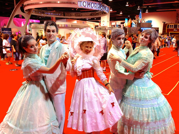 D23EXPO Mousequerade
