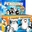 DreamWorks Animation's PENGUINS OF MADAGASCAR Blu-ray +DVD + combo pack is available now, and we are giving a copy away to one of our readers.  You will also receive 2 hopping Penguin […]