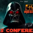 On Saturday, April 18th at Star Wars Celebration, we were treated to an exclusive sneak peek at the second season of STAR WARS REBELS animated series with Dave Filoni (creator, writer), Simon Kinberg (creator, […]