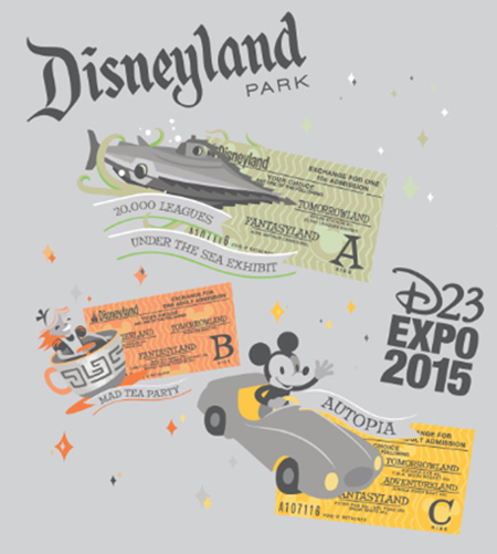 D23 EXPO Dream Store