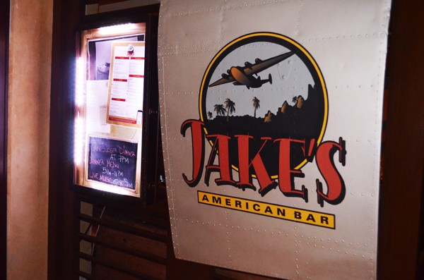 Jake's American Bar at Loews Royal Pacific