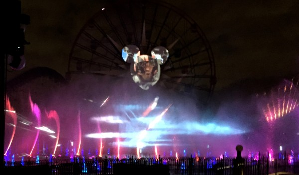World Of Color #Disneyland60 Star Wars