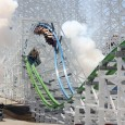 Six Flags Magic Mountain just unveiled it's newest thrill ride, Twisted Colossus.  The original classic wooden roller coaster Colossus, who has appeared in countless TV shows and films such as National […]